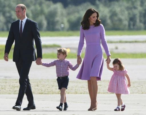 Drittes Kind von William und Kate soll im April zur Welt kommen
