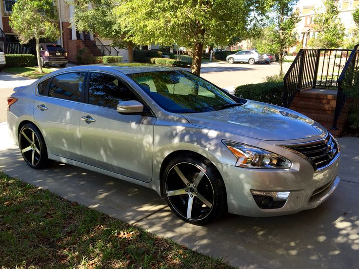 1000+ images about Rides on Pinterest | 2007 nissan altima ...