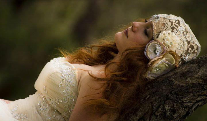 Show and Tell: Maggy Bride – Romantic, Bohemian Wedding Accessories