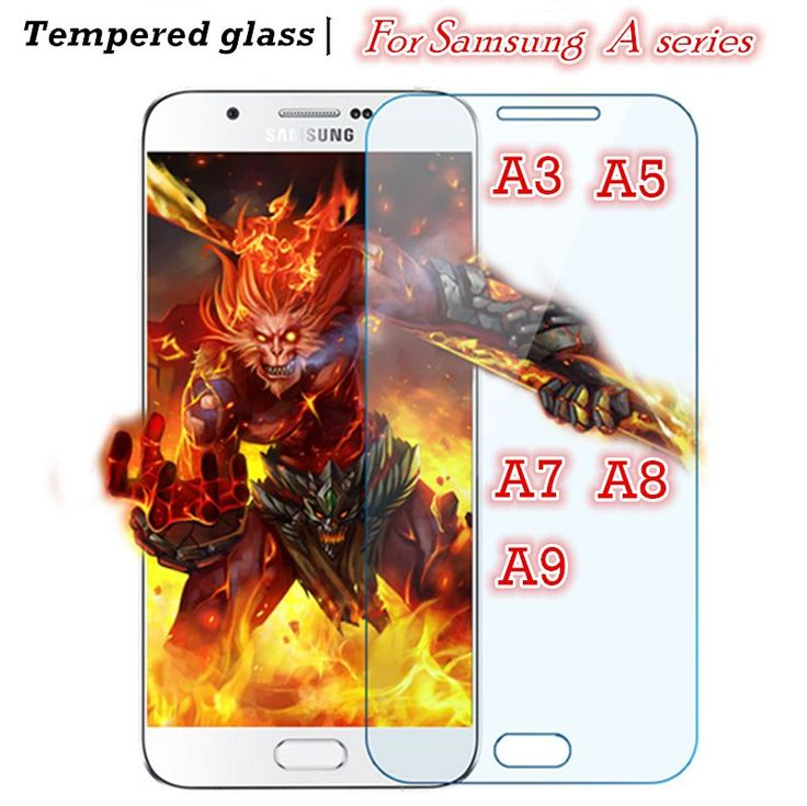 Screen Protector Tempered Glass For Samsung Galaxy A3 5 7 A8 A9 i9082 9H Anti-Crack Screen Protective Film For Samsung Galaxy A5 - http://smartphonesaccessories.org/?product=screen-protector-tempered-glass-for-samsung-galaxy-a3-5-7-a8-a9-i9082-9h-anti-crack-screen-protective-film-for-samsung-galaxy-a5
