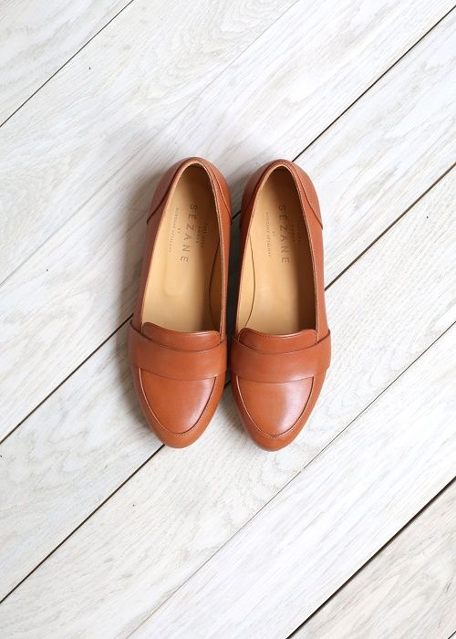 Mocassins Mayfair - Lookbook Automne Hiver - www.sezane.com #sezane #shoes #mayfair #lookbook