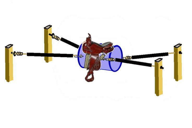 55 Gallon Drum Practice Bull