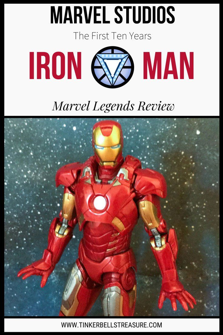 694ed646a6a A review of the newly released Marvel Studios  The First Ten Years Iron Man  Mark VII!
