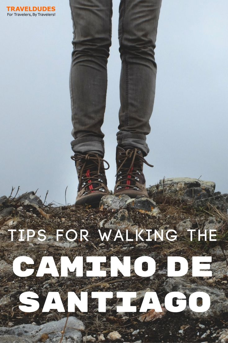 Practical tips for walking the Camino de Santiago trail in Spain. How to prepare for your walk along Spain's famed Pilgrim Route.   Blog by Travel Dudes: Community for Travelers, by Travelers!