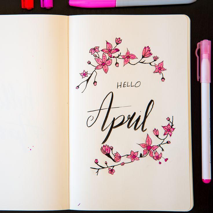 Hallo April .. Kirschblüte inspiriert monatliche Bucht … – #April #Blossom #Cherry #cherryblossom #cove