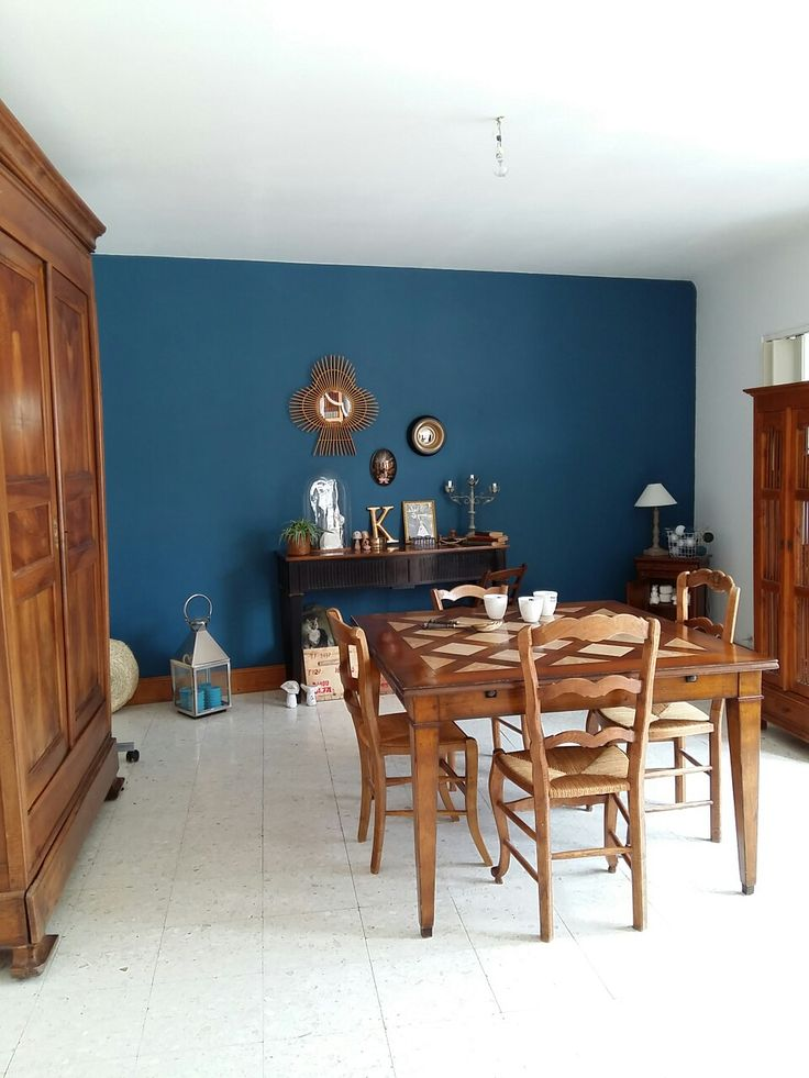 dulux valentine bleu paon blue 2016 en 2019 peinture. Black Bedroom Furniture Sets. Home Design Ideas
