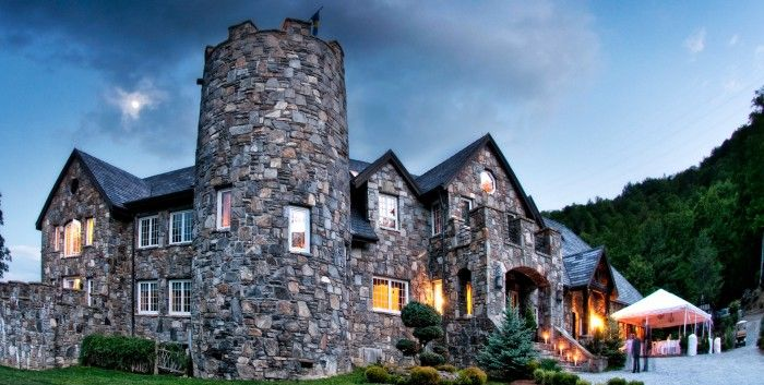 8 Enchanting Castles You'll Only Find in North Carolina Posted on 25 March, 2015 | In North Carolina