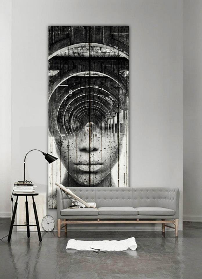 Las Cositas de Beach & eau Art House Home Interior Design Decorating Dwell Contemporary Antique Vintage Modern Inspiration Ideas Furniture Contemporary NYC Loft New York Real Estate