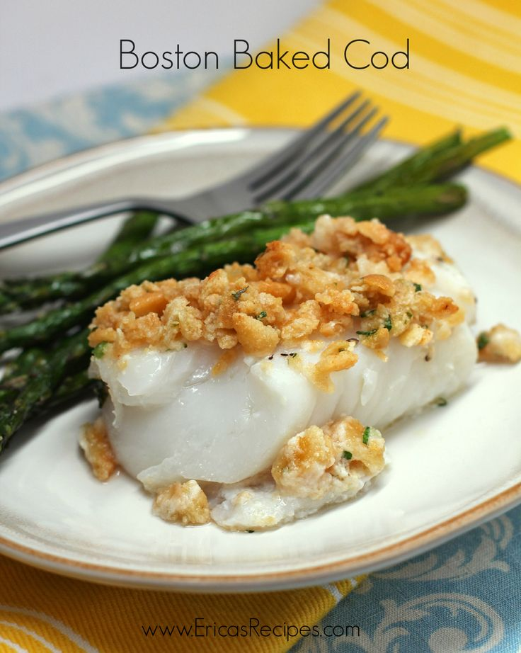 17 best images about seafood white fish on pinterest for Baking cod fish