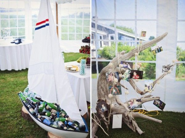 The 25 best nautical wedding decor ideas on pinterest nautical 40 ingenious beach wedding ideas that havent been done a million times before junglespirit Images