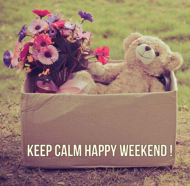 Wir Wünschen Euch Ein Wunderbares Wochenende! 🏵😊 Http://bit.ly