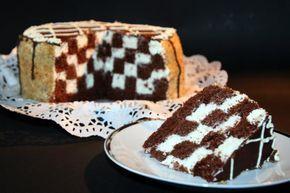 Veľmi chutná tvarohová torta