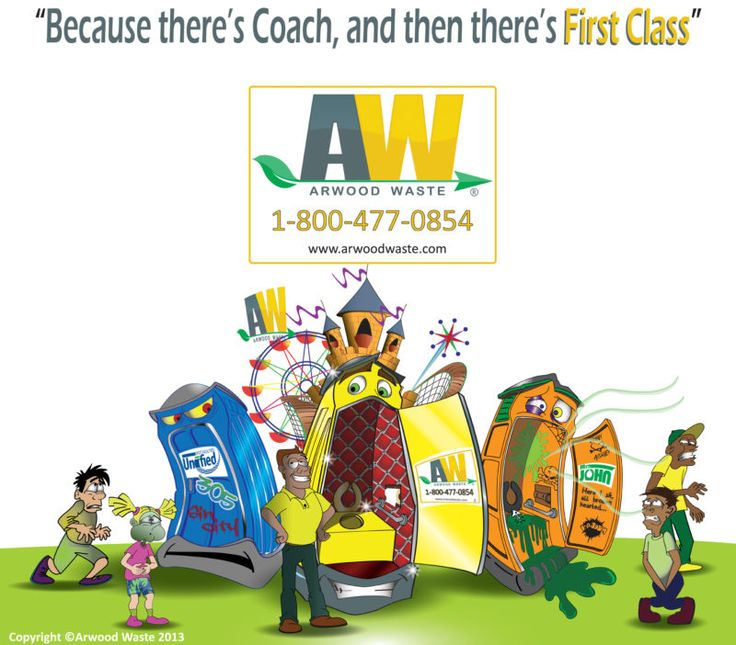 Pin by National Site Materials on Arwood Waste Portable