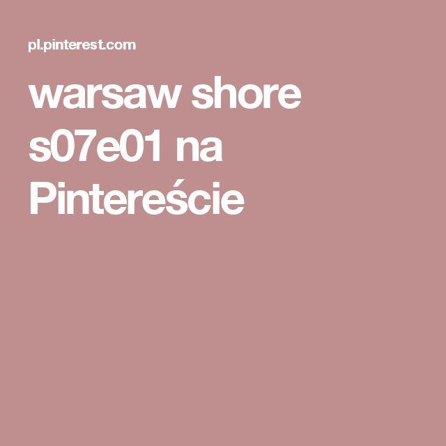 warsaw shore s07e01 online https://warsawshoresezon7odcinek1online.wordpress.com/