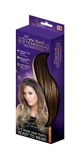 Secret hair extensions review