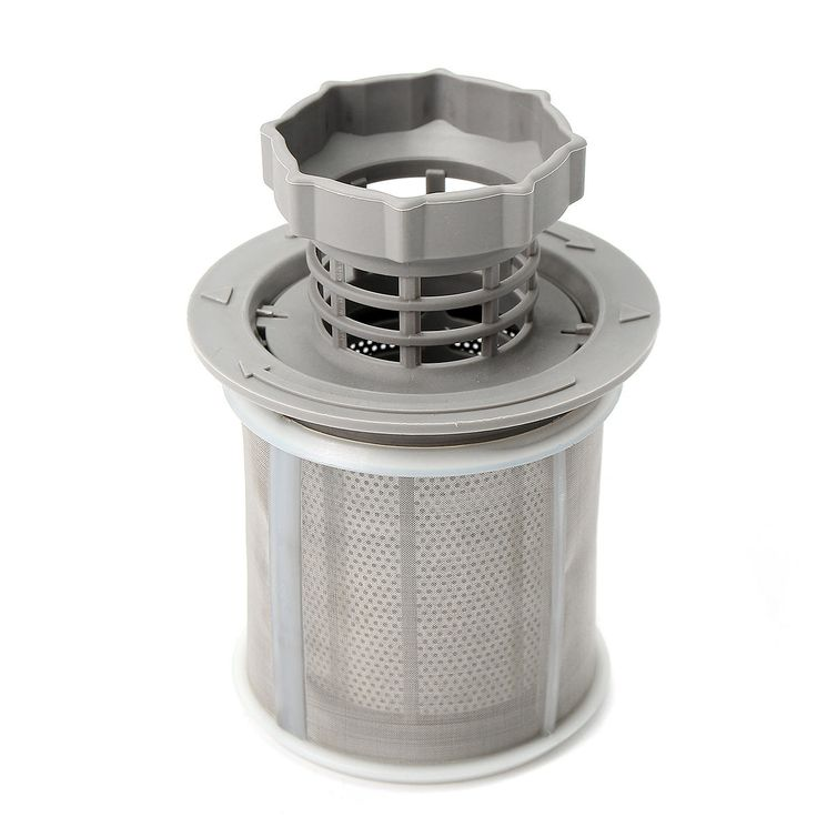 Replacement Micro Mesh Filter Two Part for Kitchen BOSCH Dishwasher