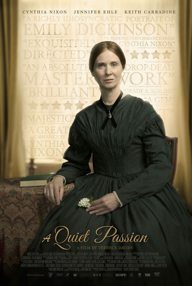 An Exclusive First Look at Cynthia Nixon as Emily Dickinson in <em>A Quiet Passion</em>