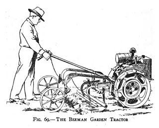 Piticul de Grădină: Motocultorul