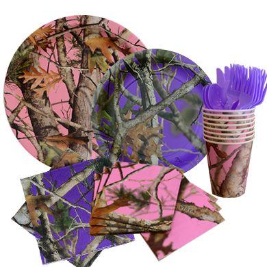 Camo Celebrations  - Purple