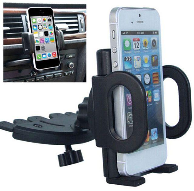 GPS Планшеты мобильного телефона Автомобиль CD-плеер слот крепление Колыбели держатели Подставки для Huawei Honor V9 Honor 8 Lite p8 Lite (2017) P10 плюс