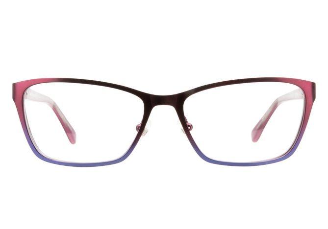 b47b224488f6 Michael Kors Glasses | MichaelKors MK343 516 Plum Navy - Coastal.com ...