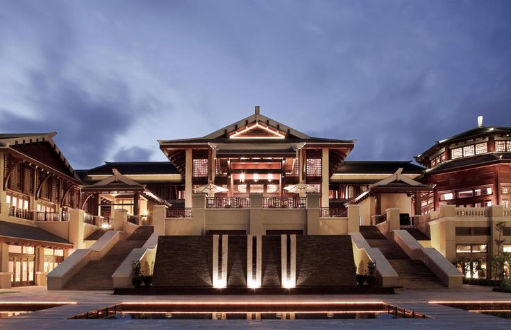 The Ritz-Carlton, Sanya Takes Over Your Imagination