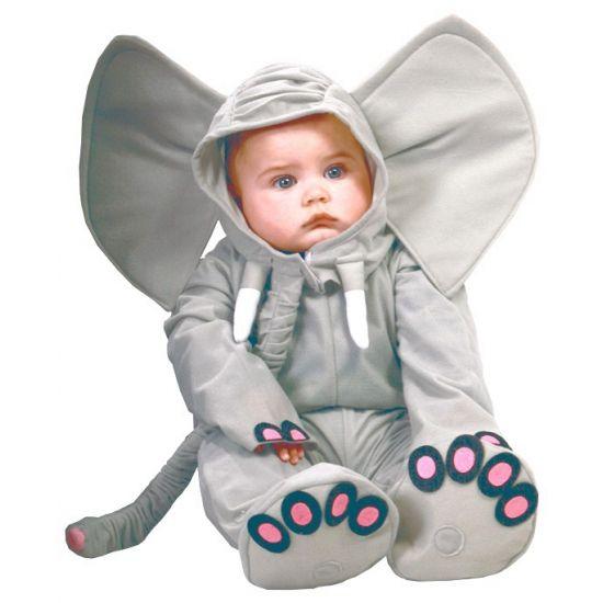 Olifanten pakken, Olifanten pakje voor baby`s bestellen. Partyshopper.nl, de feestwinkel van Europa. Bestel nu Olifanten pakje voor baby`s, snelle levering.