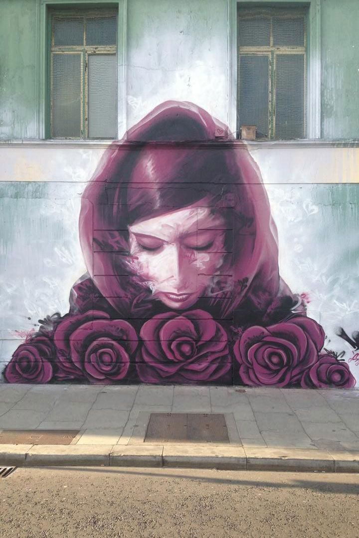 Artist: Dermot McConaghy in Dublin