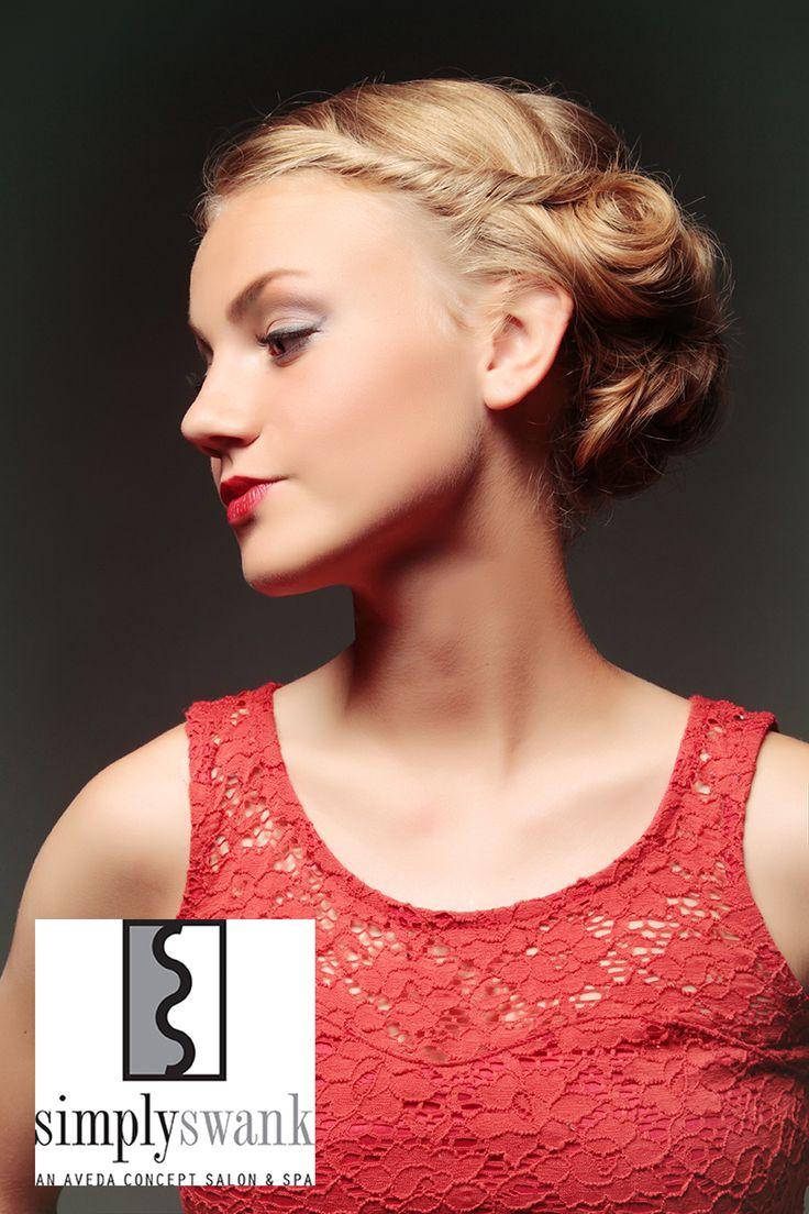 13 best simply swank images on pinterest | aveda salon, hair