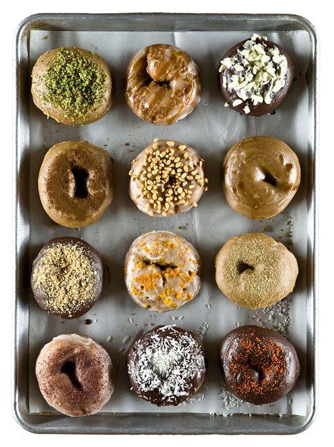 "Chef Michael Solomonov Bought a ""Donut Robot,"" Ate 10 Donuts a Day Last Week - Bon Appétit"
