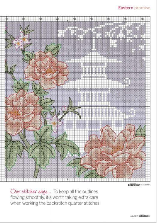 Gallery.ru / Photo # 45 - Cross Stitch Collection 251 - tymannost