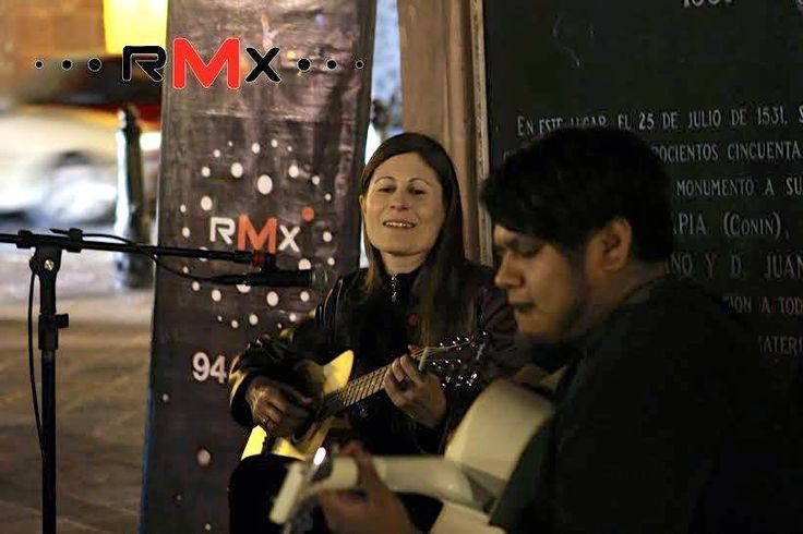 I love what I do... Concierto Aniversario RMX #10RMX #music #livemusic #concert #acustico #unplugged #acustic #electro #indie #folk #orquestal #recital #concierto #singer #composer #Queretaro