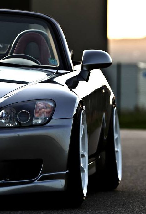 S2000 - Ms Norma Jean is fun to drive! Can't wait for summer to return.