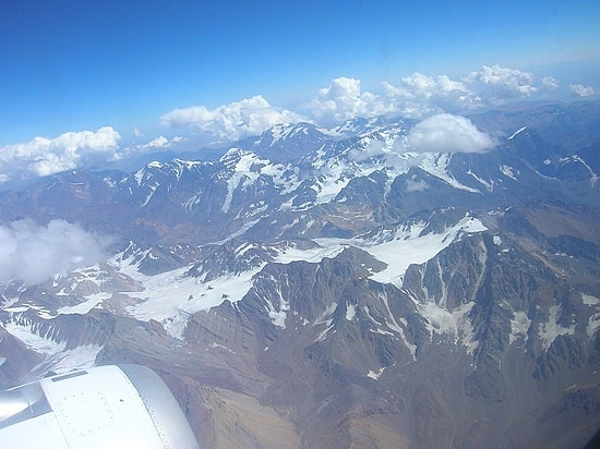 Los Andes, Argentina/Chile