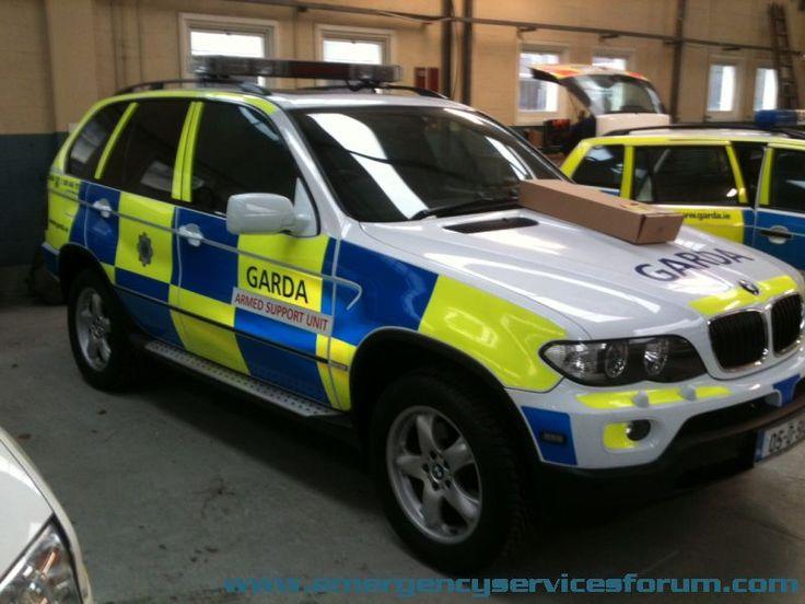 Garda BMW