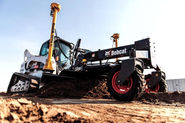 #Bobcat Company Introduces First 3D Grade Control System for Compact Loaders | Rock & Dirt Blog Construction Equipment News & Information