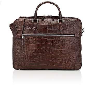 Serapian Men's Slim Briefcase