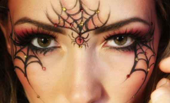 easy halloween makeup - Google Search