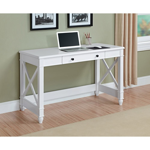 I love this desk...found it at walmart $150 via a favorite blogger who kindly replied to my comment - the36thavenue.com