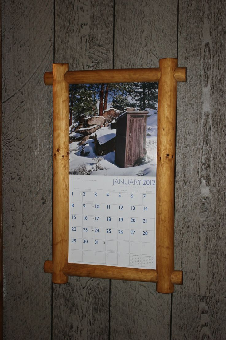 Calendar Wooden Frame : Images about calendar frame on pinterest preserve