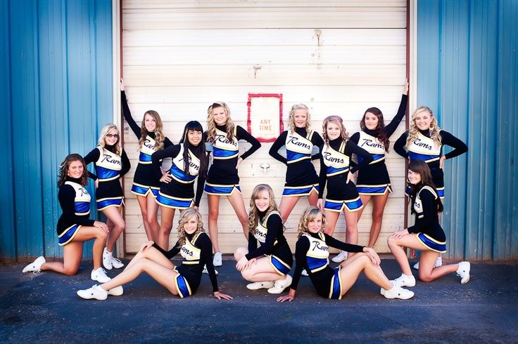 cheer poses for photos | Found on akstudiodesign.com