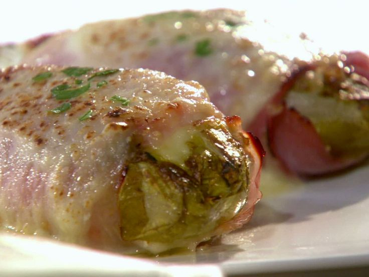 Stuffed Belgian Endive recipe from Melissa d'Arabian via Food Network