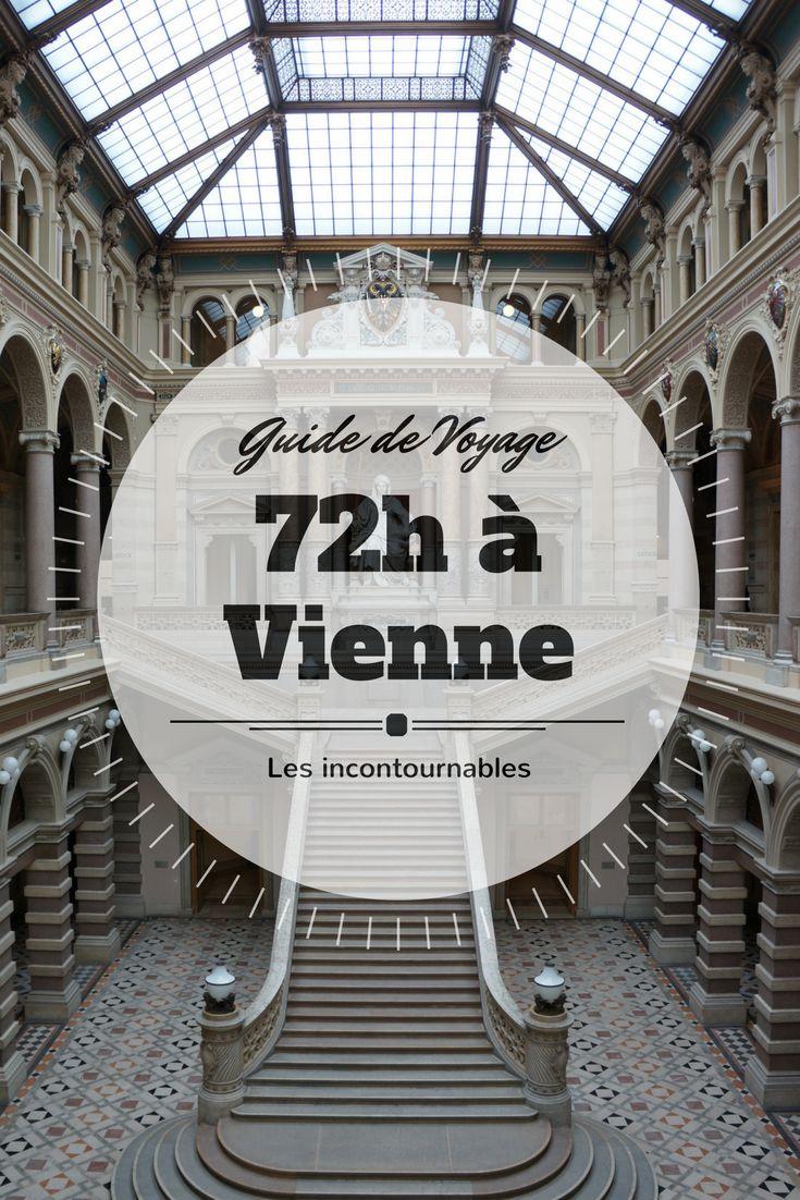 Vienne est une ville parfaite à découvrir le temps d'un weekend. On vous propose dans cet article une suggestion de programme pour découvrir la capitale autrichienne en 72h. Nous avons vécu presque 2 ans à Vienne et partageons avec vous nos meilleurs conseils pour la découvrir au gré des saisons