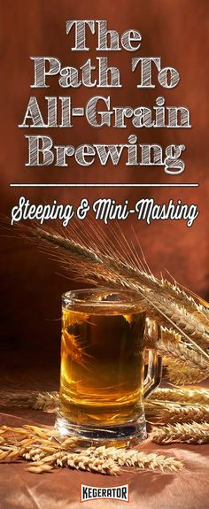 Steeping & Mini-Mashing: The Stepping Stone To All-Grain Brewing