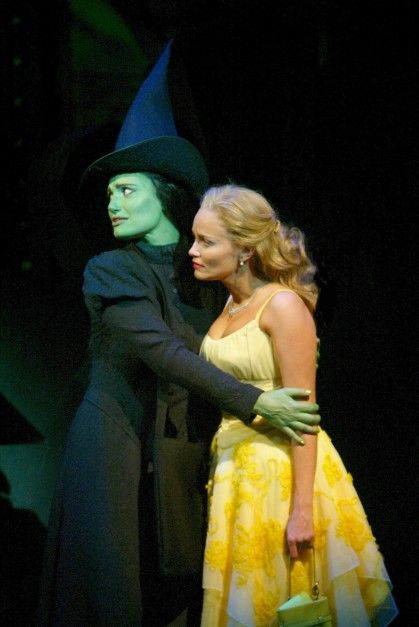 """""""The Untold Story of the Witches of Oz"""": Idina Menzel and Kristin Chenoweth Look Back at Wicked Ten Years Later"""