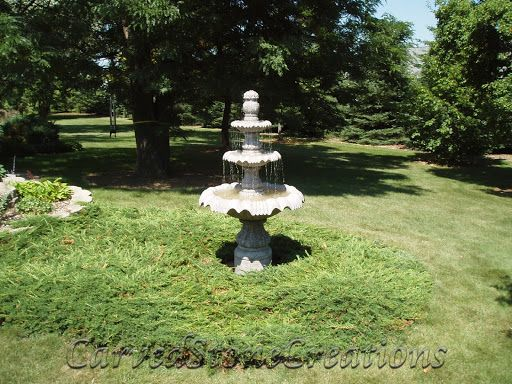 607 best Fountains images on Pinterest The picture Stone