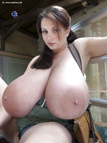 Super huge bbw tits-1584
