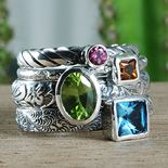 Beautiful set of rings