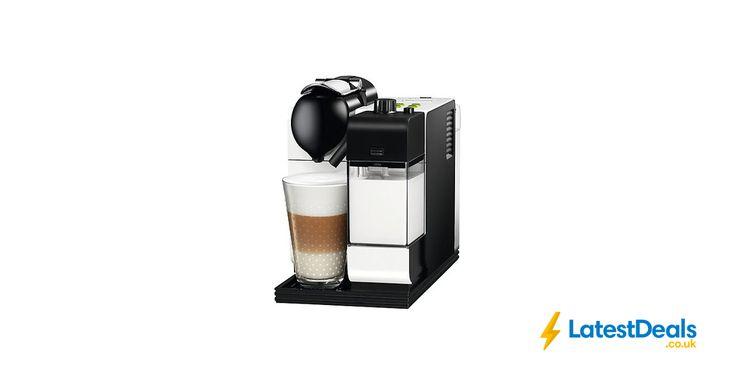 Nespresso Lattissima + Coffee Machine by De'Longhi, £149.95 at John Lewis