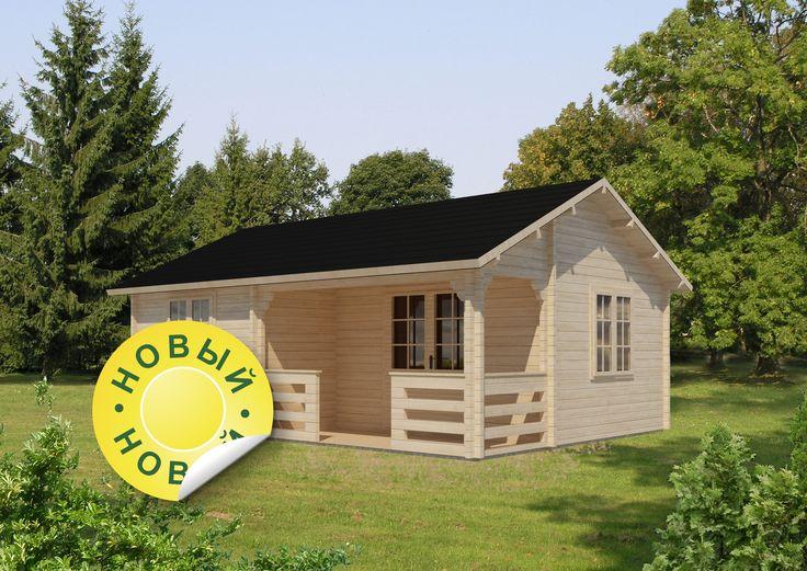 Дачный дом из бруса Сойка – отличный деревянный домик средних размеров, в котором есть спальня, кладовая и небольшая терраса. Одно из лучших предложений в соотношении Цена/Качество.  Подробней http://www.domamasterov.ru/artifact/sadovyy-dom-soyka/